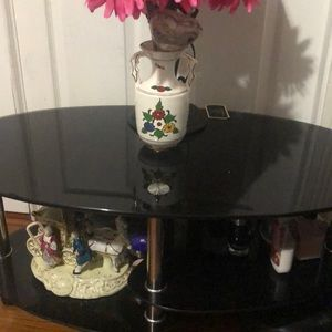 Living room Glass table (coffee table)
